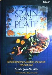 spain in a plate