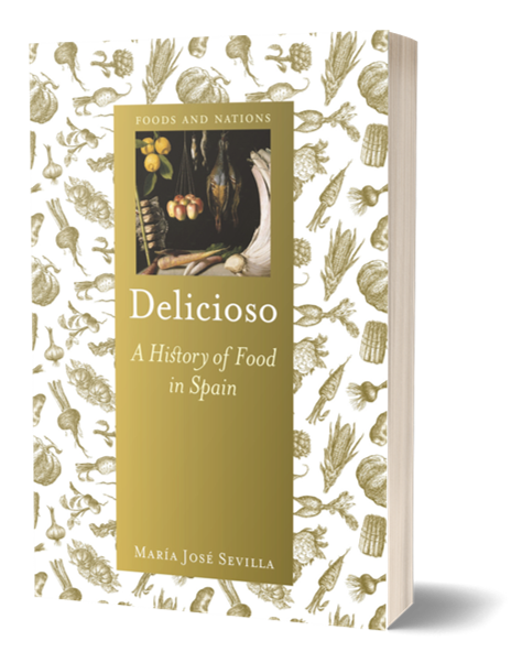 Delicioso Maria Jose Sevilla A History of Food in Spain