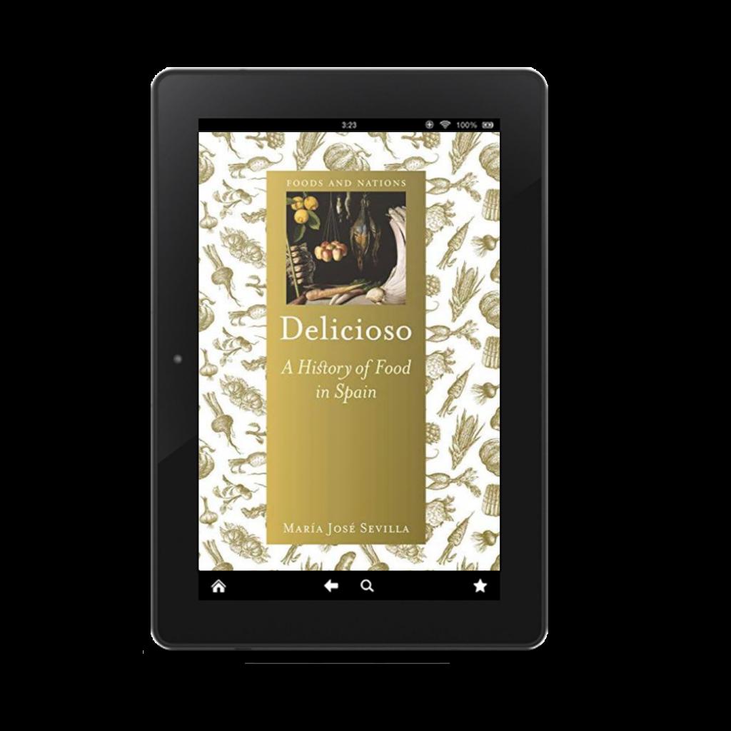 Delicioso Maria Jose Sevilla book spanish food