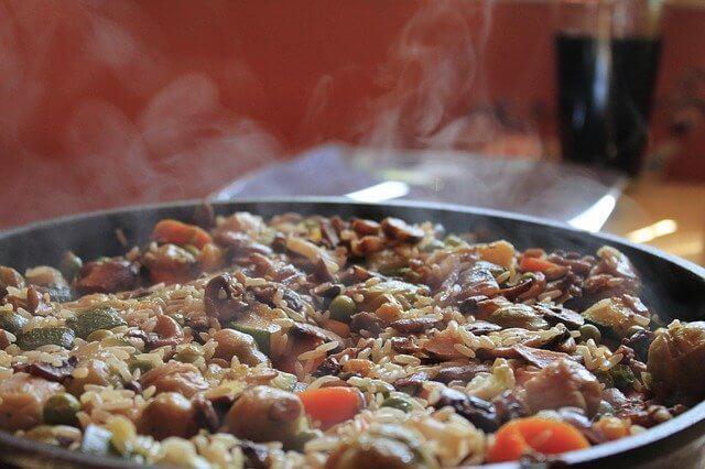 authentic delicious paella recipe